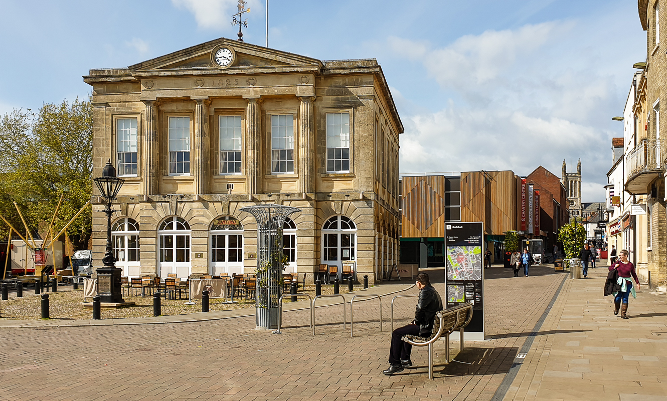 NEW masterplanning & Hemingway design set to transform Andover Town centre